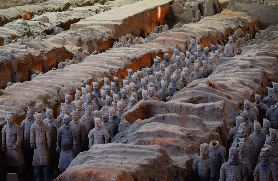 Western China—Buddhas and Ponies and Pandas; Oh My!