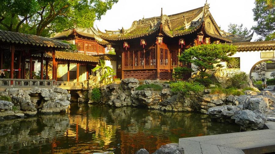 Video Blog – Yu Yuan Garden