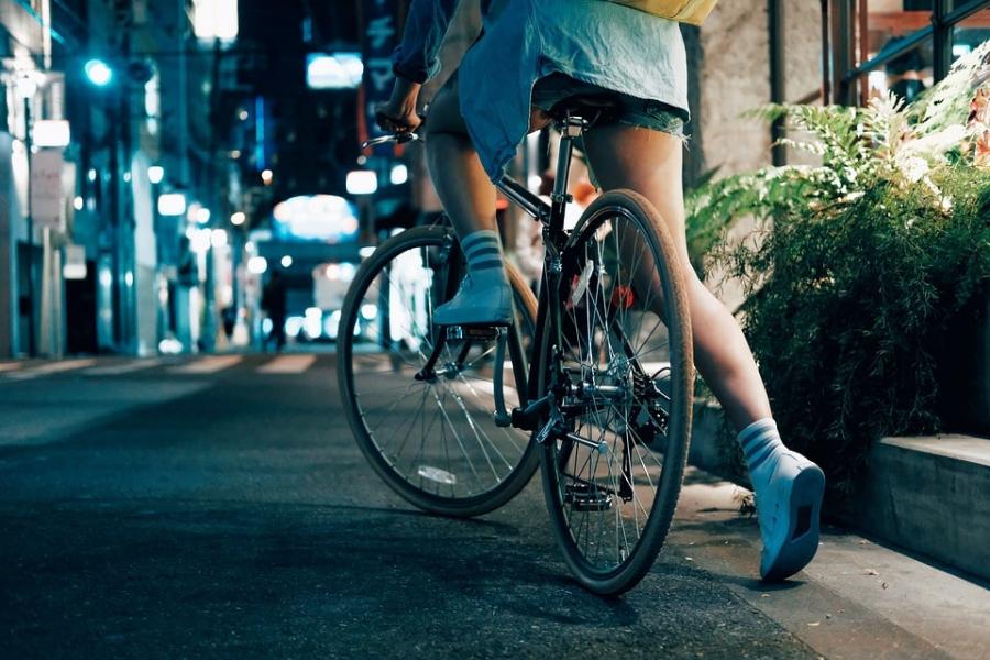 Video Blog – Commuting by Bike