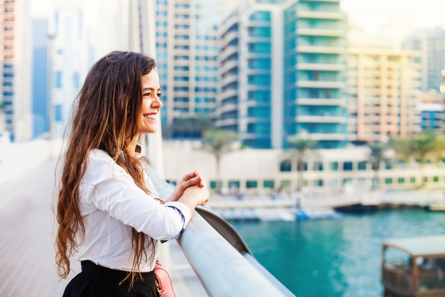 What's It Like Living in the UAE as a Woman?