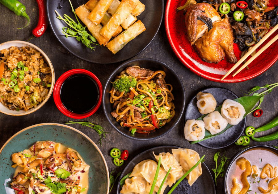 Basic Food Terms and Phrases in Mandarin