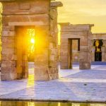 Temple of Debod, Spain